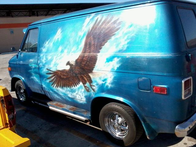 The 70s Custom Van Of Your Fantasies Pilez Driverz