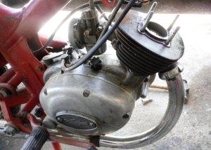 1965 Harley M50 Before 3
