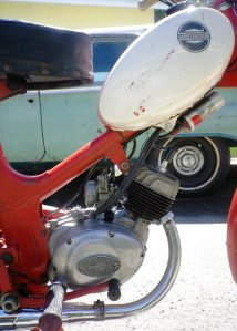 1965 Harley M50 After 1
