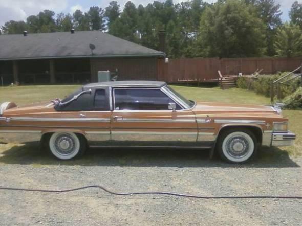 1979 Cadillac DeVille 5