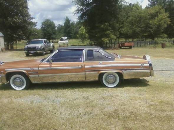 1979 Cadillac DeVille 4