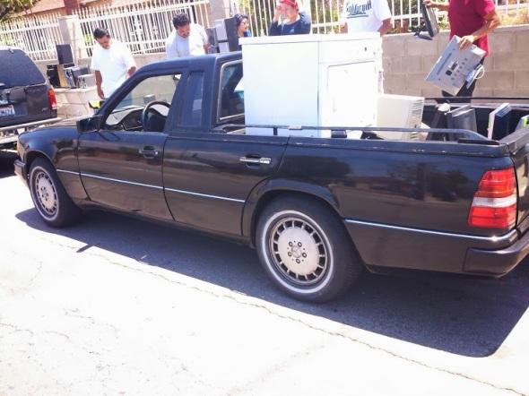 1985 Mercedes Benze 2