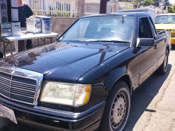 1985 Mercedes Benz 1