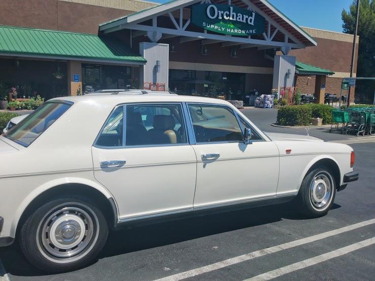 1989 Rolls Royce Silver Spirit 2