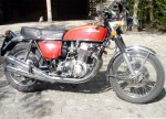 Picture of a stock, as sold in 1972, Honda CB750 (not mine)