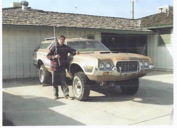 1973 Ford Grand Torino Wagon