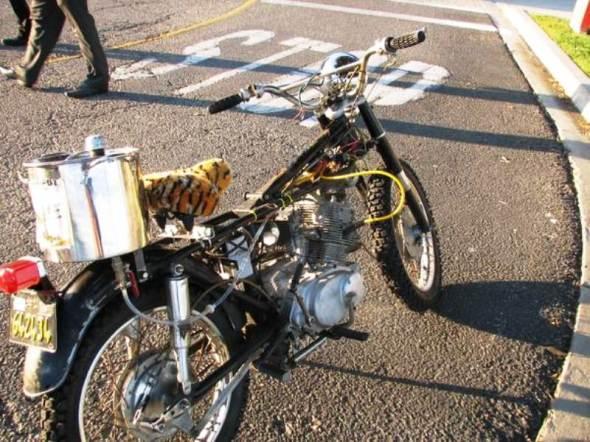 1965 Honda CL160 2