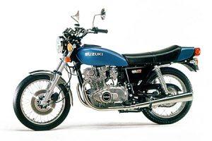 Suzuki GS400