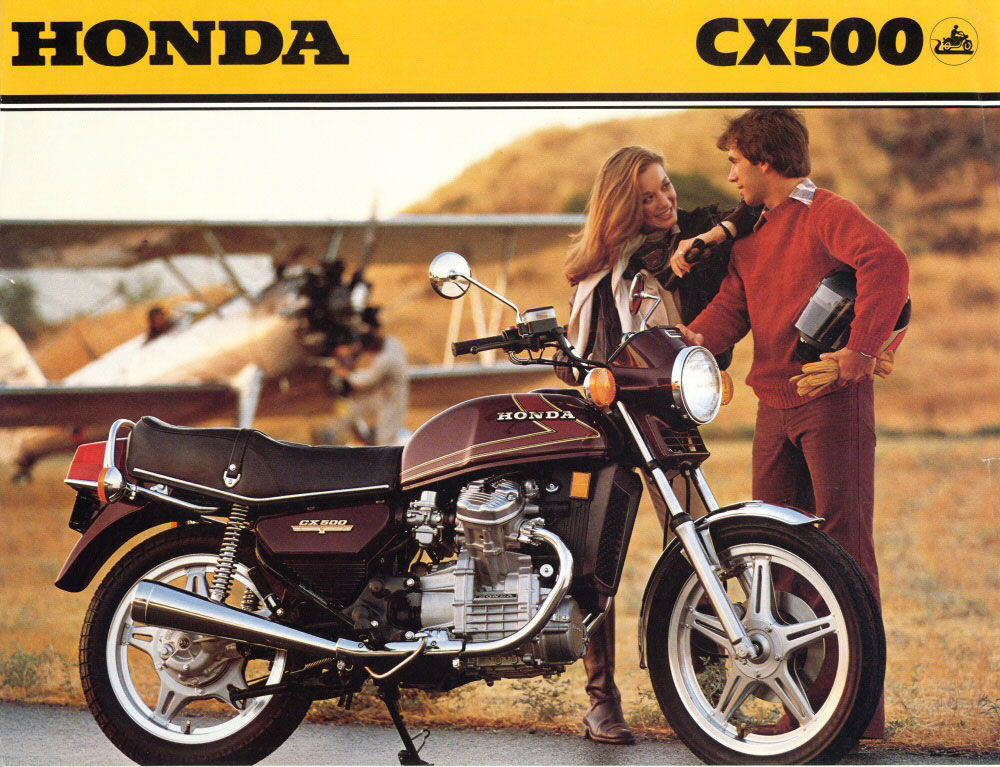 Why the Honda CX500 is the Worst Bike in the World for a