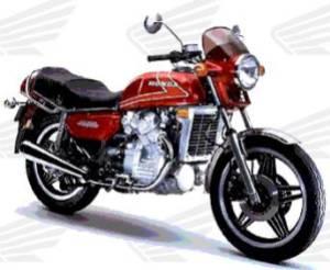 Honda CX500 3